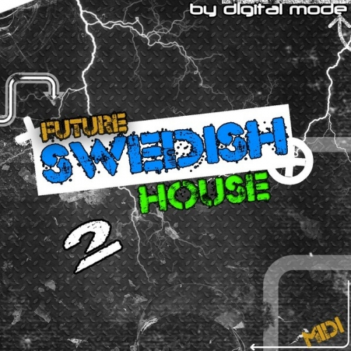Shockwave Future Swedish House Vol.2 MIDI